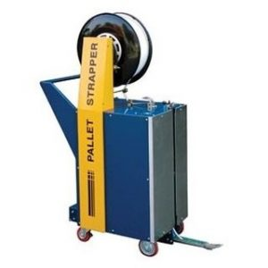 COMBO Paletten Halbautomatische Umreifungsmaschine Preis neu PP Band 9-19mm