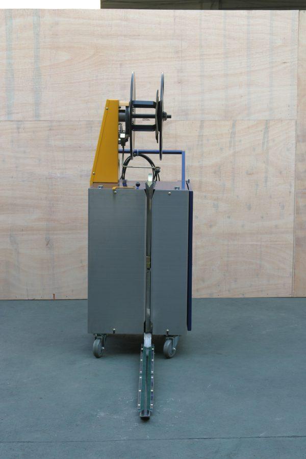 combo-paletten-halbautomatische-umreifungsmaschine-palettenumreifungsmaschine-neu