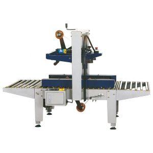 FLEX TAPE Halbautomatischer Kartonverschließer 48-72mm (Kraft- oder BOPP-Band)