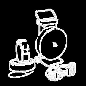 Akku-Umreifungsset