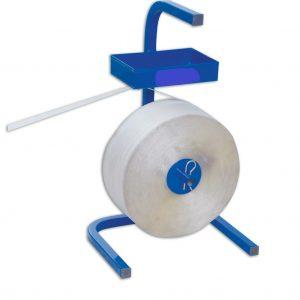Spenderwagen für Textilband - Ø76mm