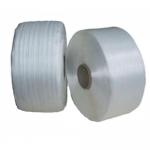 Textil-Umreifungsband, weiß - preis - textilbänder